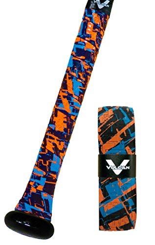 Vulcan Bat Grip, Vulcan 1.75mm Bat Grip, Fire & Ice