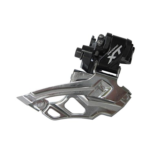 Shimano - SHIMANO XT M786 2x10-speed Front derailleur - High Clamp 34.9mm
