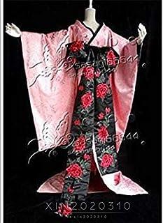 XXXHolic 壱原侑子 豪華版 ◆ コスプレ衣装/(ウィッグ 靴別売り)/コスチューム 変身 仮装 ステージ服 舞台 ハロウィン クリスマス
