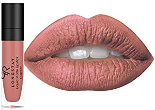 Golden Rose Long Wearing LONGSTAY Liquid Matte Lipstick (17 - Touch of Pink)