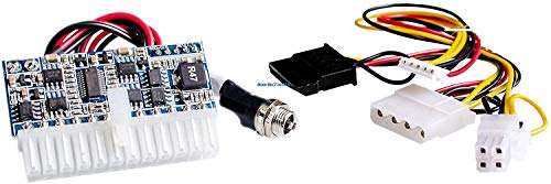 LanGuShi Útil DC-ATX-160W 160W de Alta Potencia DC 12V 24pin ATX Switch PSU Coche Auto Mini ITX ATX Fuente de alimentación Durable