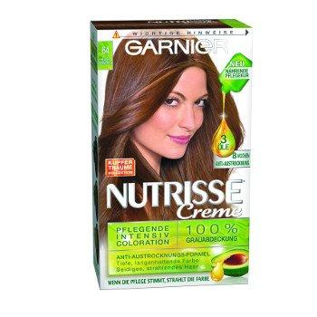 Garnier Nutrisse Creme 64 Heller Bernstein