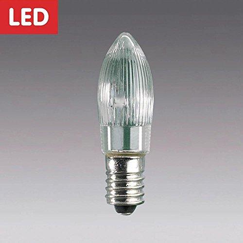 Rotpfeil MKIL LED-Leuchtmittel 8710835690 (3er Blister) E10 8-34V, 0.1 W, klar, 1-er Pack