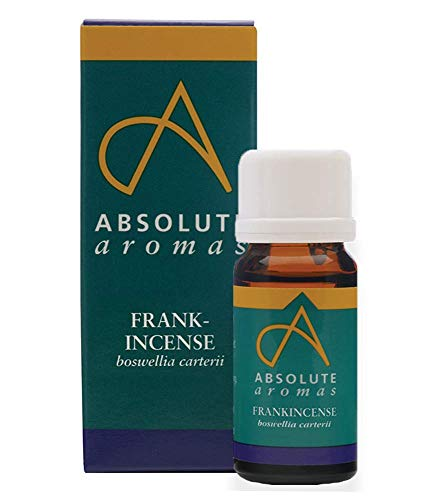 Absolute Aromas Frankincense Essential Oil 5ml - Pure, Natural, Undiluted, Cruelty Free and Vegan...