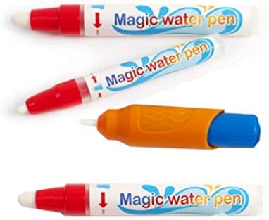 PrimeIRIS Aqua Magic Markers No Mess Coloring with Water Drawing Painting Brush pens Doodle product image