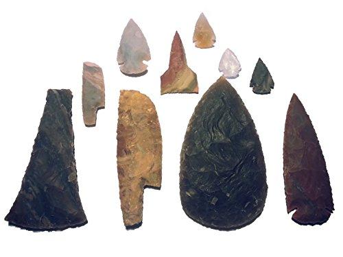 Tamaño de piedra - Juego de arqueología experimental (es)