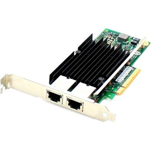 Why Choose Addon D-Link Dxe-820T Comparable 10Gbs Dual Open Rj-45 Port 100M Pcie X8 Network