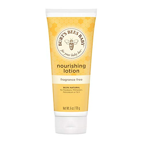 Burt's Bees Baby Bee Fragrance Free Lotion, 6 G by Burt's Bees