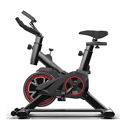 HMNS Cyclette Diadora ellittica Cyclette, Indoor Cycling Cyclette, Manubrio alla comodità della Seduta Spin Cyclette con LCD Monitor for la casa Palestra (Massimo 150 kg di carico)