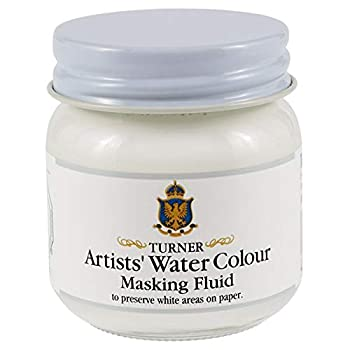 Turner Colour Works Watercolor Masking Fluid - 40 ml Jar
