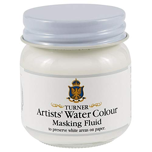 Turner Colour Works Watercolor Masking Fluid - 40 ml Jar