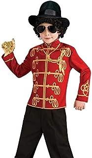 Michael Jackson Costume Accessory, Child's Fedora Hat