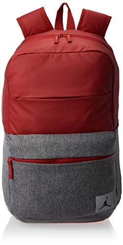 small Nike Jordan Pivot Classic Color Block School Backpack – Jim Red