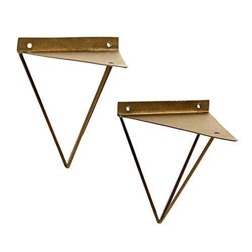 Mueble Component Golden Triangle Soporte de pared trípode de metal para cocina