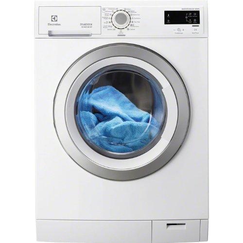 Electrolux EWW1686HDW lavadora - Lavadora-secadora (Frente, Independiente, Color blanco, 7 kg, 1600 RPM, A)