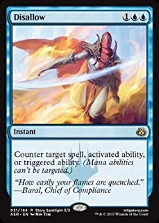 Magic The Gathering - Disallow (031/184) - Aether Revolt