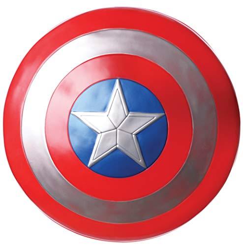 Generique - Bouclier Adulte Captain America Civil War 60 cm