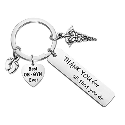 TIIMG OBGYN Gift OBGYN Appreciation Gift Obstetrician Gynecologist Gift Thank You for All That You DO Midwife Thank You Gift Delivery Nurse Gift