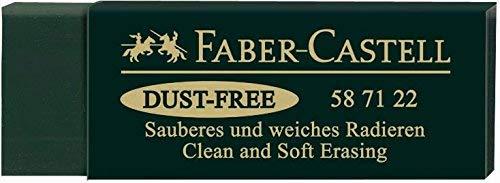 Goma de borrar Dust Free Faber Castell
