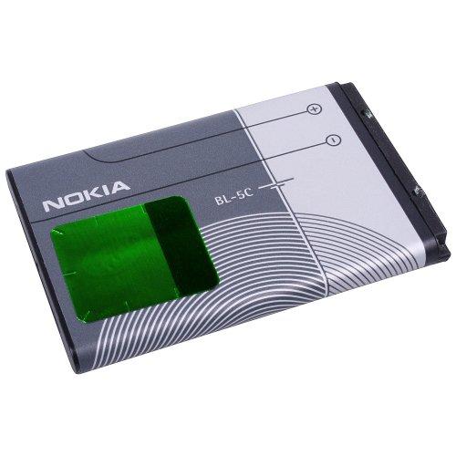 Akku BL-5C für Nokia 5130 XpressMusic 2323 Classic 2330 Classic 2700 Classic 100 101 1616 1800 2710 Navigation Edition