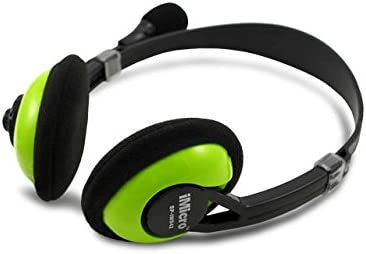 iMicro SP-IM942 Headset with Microphone