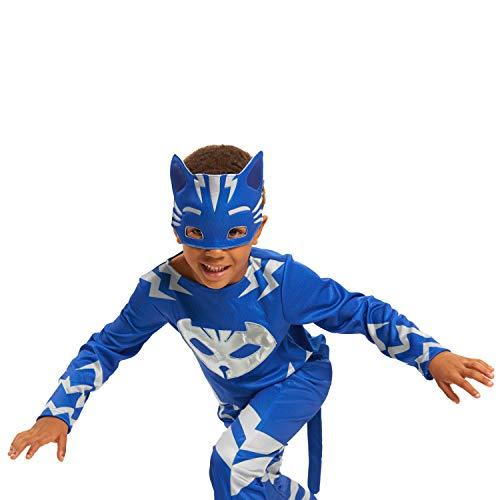 PJ Masks Turbo Blast Dress Up Set Catboy, Multi-Color (24862)