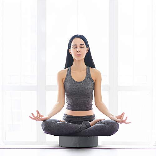 REEHUT Zafu Meditation Cushion