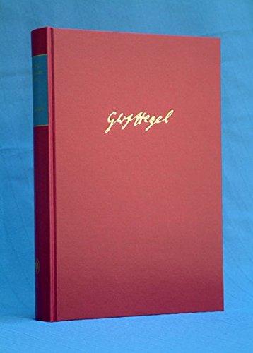 Vorlesungen über die Geschichte der Philosophie II: Nachschriften zum Kolleg des Wintersemesters 1823/24 (Gesammelte Werke)