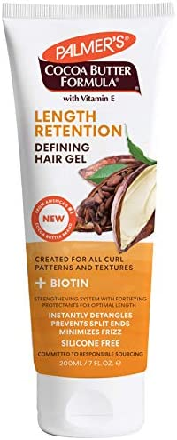 Palmer s Cocoa Butter Biotin Length Retention Defining Hair Gel 7 Ounce product image