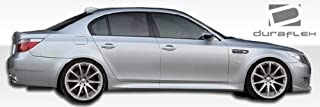 Extreme Dimensions Duraflex Replacement for 2004-2010 BMW 5 Series E60 M5 Look Side Skirts Rocker Panels - 2 Piece