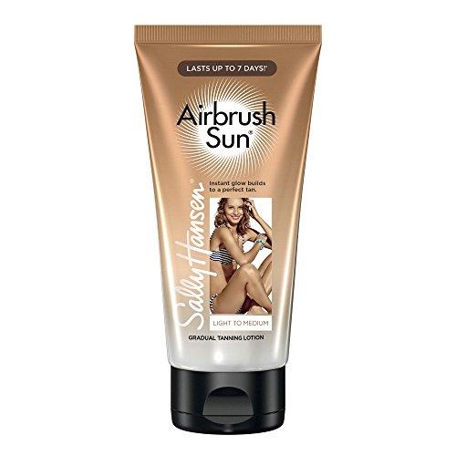 SALLY HANSEN Airbrush Sun Tanning Lotion - Light To Medium