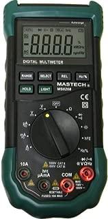 Mastech MS8268 Series Digital AC/DC Auto/Manual Range Digital Multimeter