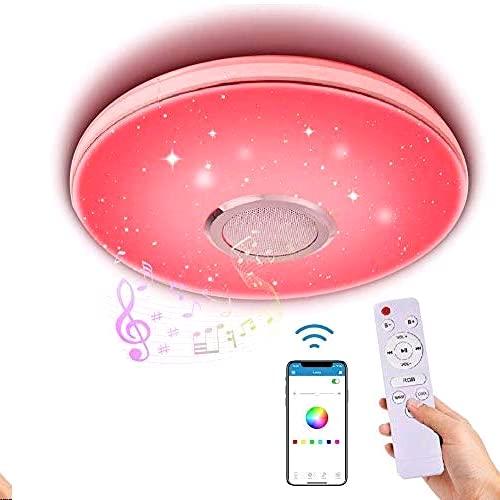 lampadari per camerette ragazzi Plafoniera LED Soffitto RGB
