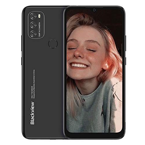 Mobile Phone, Blackview A70 Smartphone SIM Free Android 11 Phone Unlocked,...