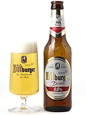 【ドイツ】ビットブルガードライブ 0.0%(ノン・アルコール) 330ml×6本