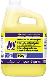 Joy Dishwashing Liquid Lemon, Gallon Bottle 4/Case, Lot of 1