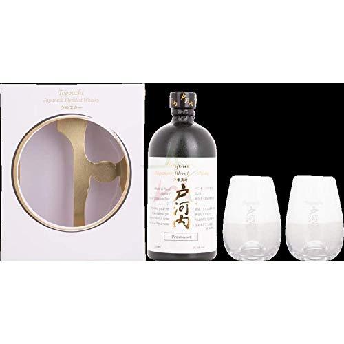 Togouchi Premium Japanese Blended Whisky  Whisky (1 x 0.7)