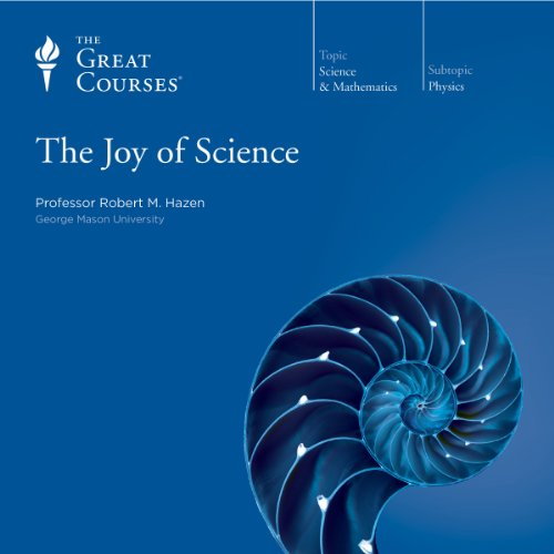 The Joy of Science audiobook cover art