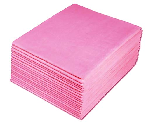 Massage Disposable Sheets,Disposable Sheets Spa Massage Table Breathable Bed Cover Non-woven Fabric 70' x 31.5'(20 Pcs )
