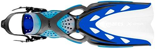 Mares Geräteflossen X-Stream (blau, Gr....