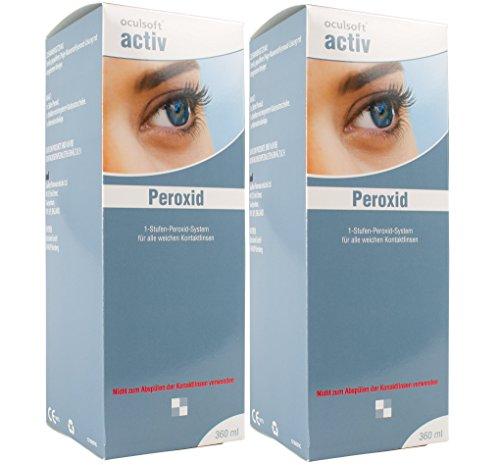 Oculsoft ® Activ Peroxid 2 x 360ml (1)