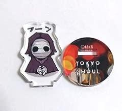 Tokyo Ghoul Acrylic Mini Stand Figure ETO Yoshimura Sui Ishida Anime Japan F/S