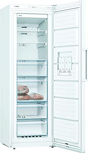 Bosch GSN33VWEP Serie 4 - Congelador independiente/E / 176 cm / 229 kWh/año/Blanco / 225 L/NoFrost/BigBox