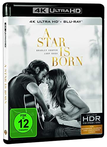 A Star is Born (4K Ultra HD) (+ Blu-ray 2D)