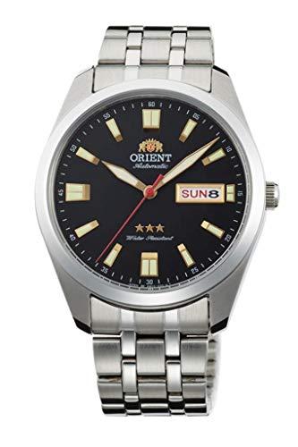 Orient Reloj Analógico para Unisex Adultos de Automático c