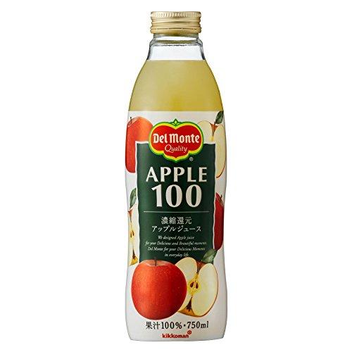 キッコーマン『デルモンテアップル100%』