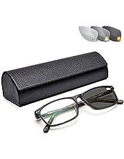 コンピュータ老眼鏡ブルーライトブロッキングプログレッシブマルチフォーカスリーダーアンチアイストレインアンチブルーライト品質の女性/男性