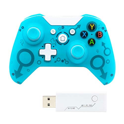 2,4 GHz Wireless Game Controller Joystick Gamepad Vibration für PS4 PS3 Win7/8/10 Utility To Use