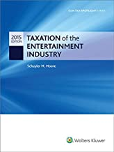 Taxation of the Entertainment Industry, 2015 (Cch Tax Spotlight)