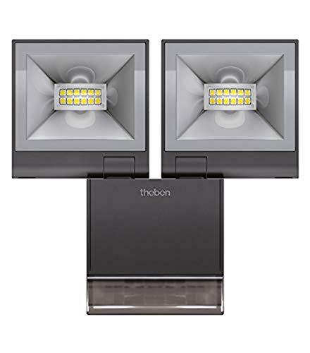 Theben LED Strahler theLeda S20 BK